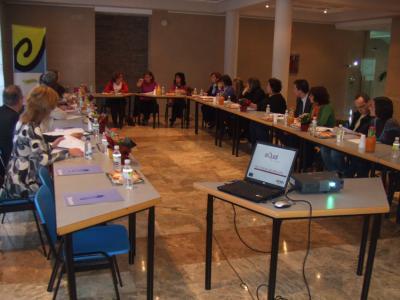 Nuevo paso de la Red Equal Aragón para coordinar recursos de Inclusión Social y Laboral