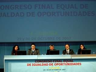 La Red Equal Aragón, presente en el Congreso de Igualdad de Oportunidades que se celebra hoy y mañana en La Coruña