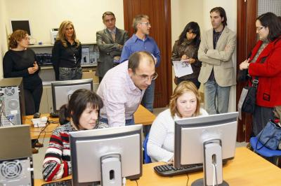 El Centro de Dinamización Social y Laboral del ACTUR del Proyecto Equal ha mediado en la inserción laboral de 500 personas