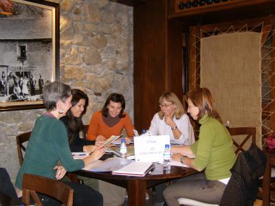 Grupos de Interés Específico en Benasque